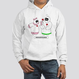 1 LUV  Hooded Sweatshirt